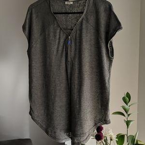 Grey shirt from Ardene